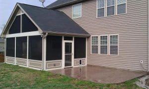 Raleigh screen porches