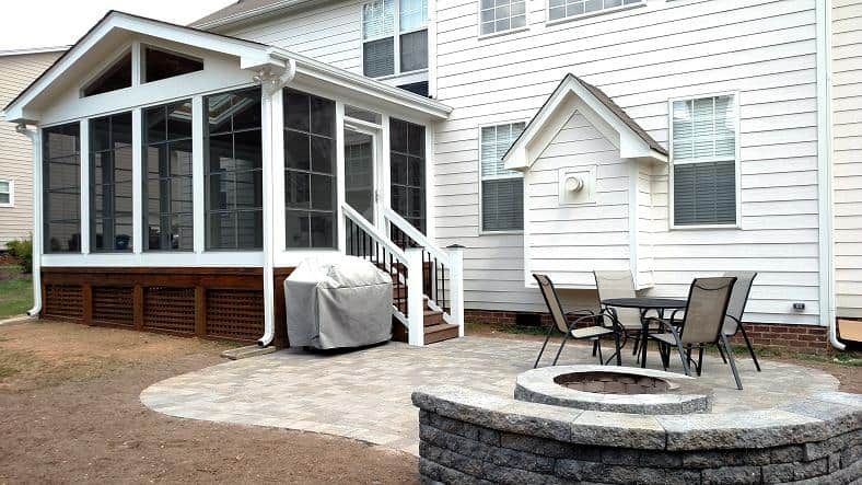Professional Screen Porch and 3 season Rooms in Raleigh, Cary, and Apex