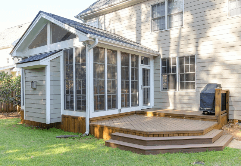 Professional Screen Porch and 3 season Rooms in Apex, NC
